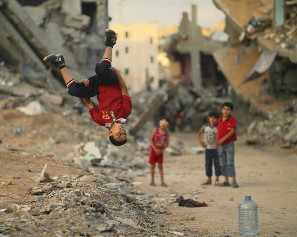 Youth, action sports and political agency in the Middle East: Lessons from a grassroots parkour group in Gaza