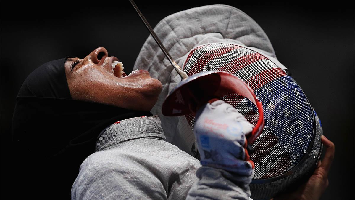 Muslim women athletes changing skeptical world view