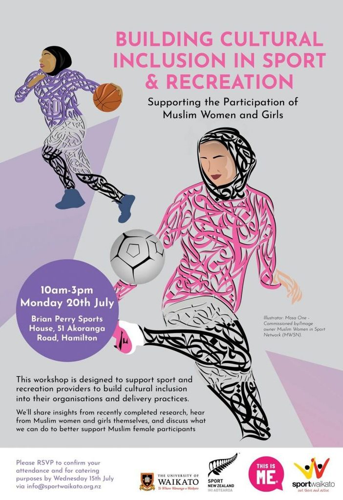 Building Cultural Inclusion in Sport & Recreation: Sporting the Participation of Muslim Women and Girls